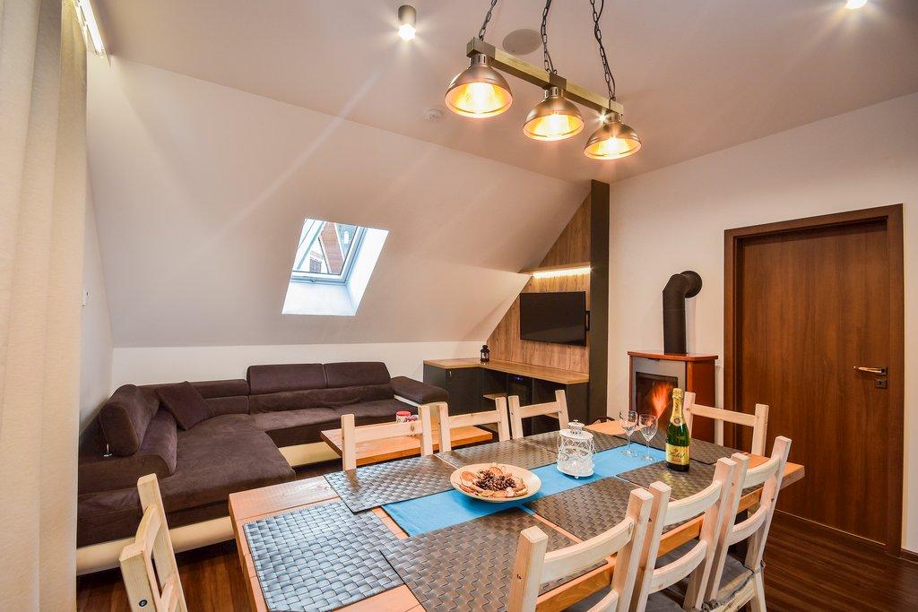 Jedáleň chaty MartinSki Martinky