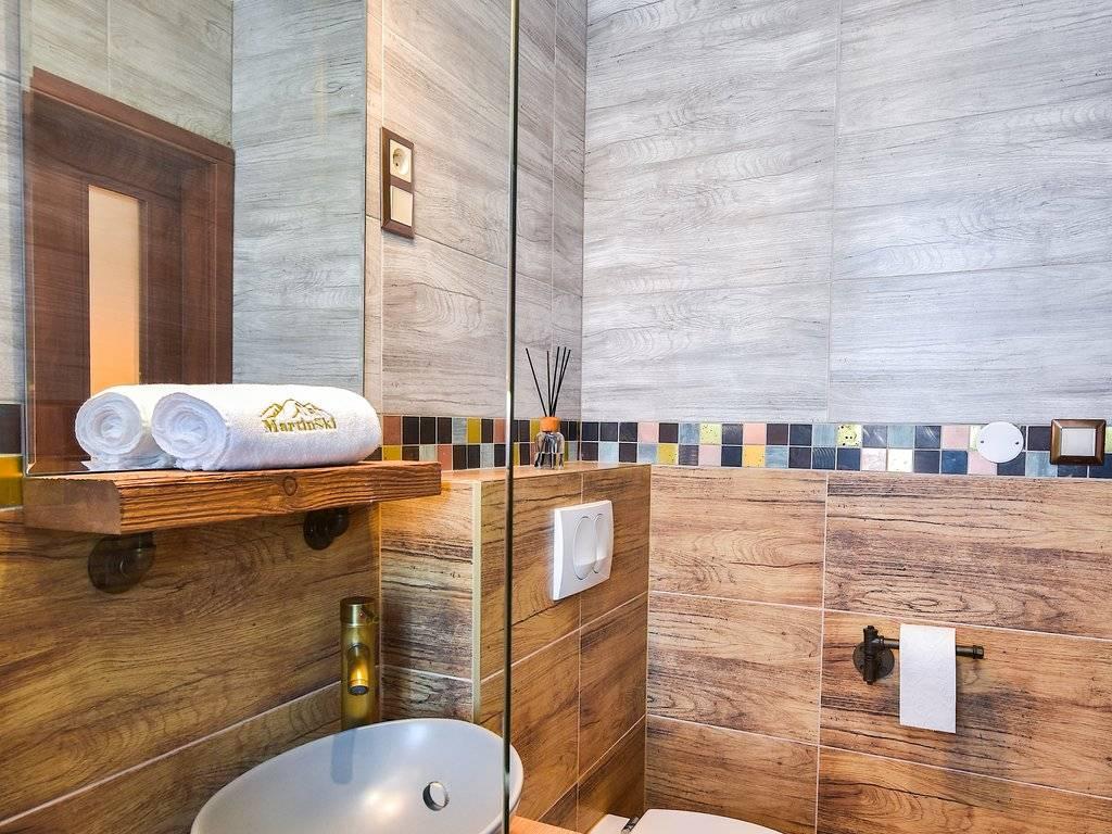 Kúpeľňa chaty MartinSki - prenájom ubytovanie Martinky