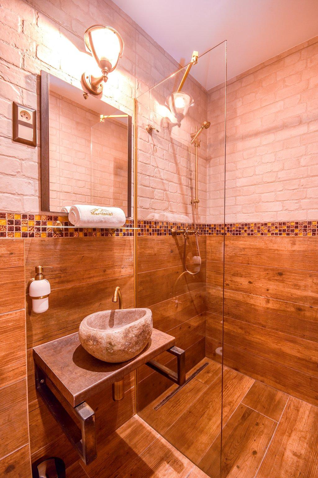Kúpeľňa chaty MartinSki na Martinkách