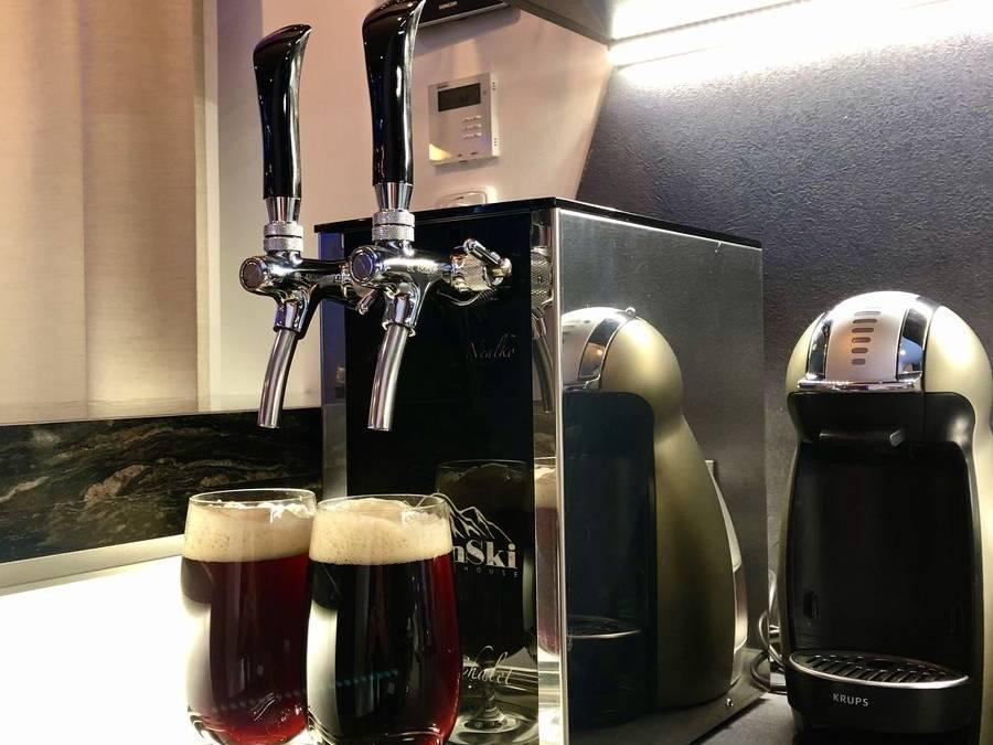 8 chata martinské hole čapované pivo